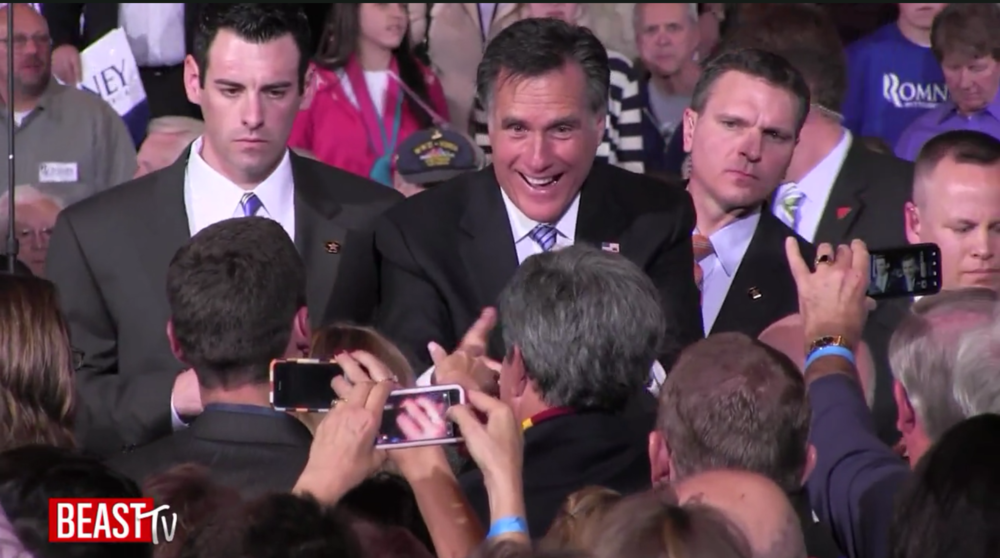 2012 Campaign: Romney Wins Nevada