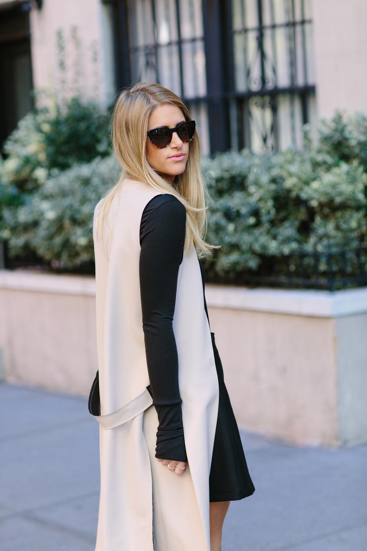 Long Vest on Fashion Ambitionist
