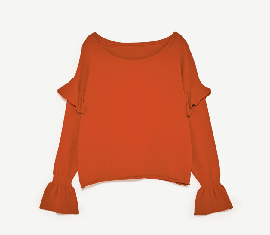 Zara Sweater, $35.90