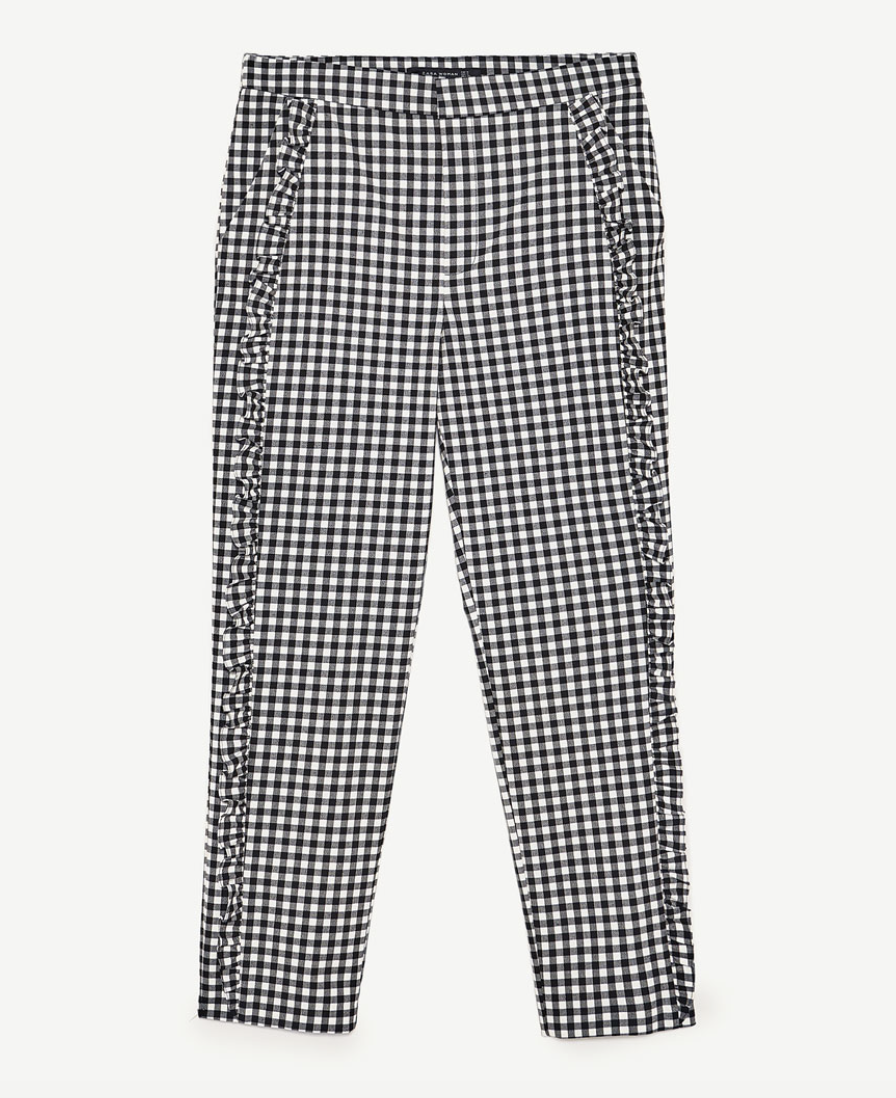 Zara Trousers, $69.90