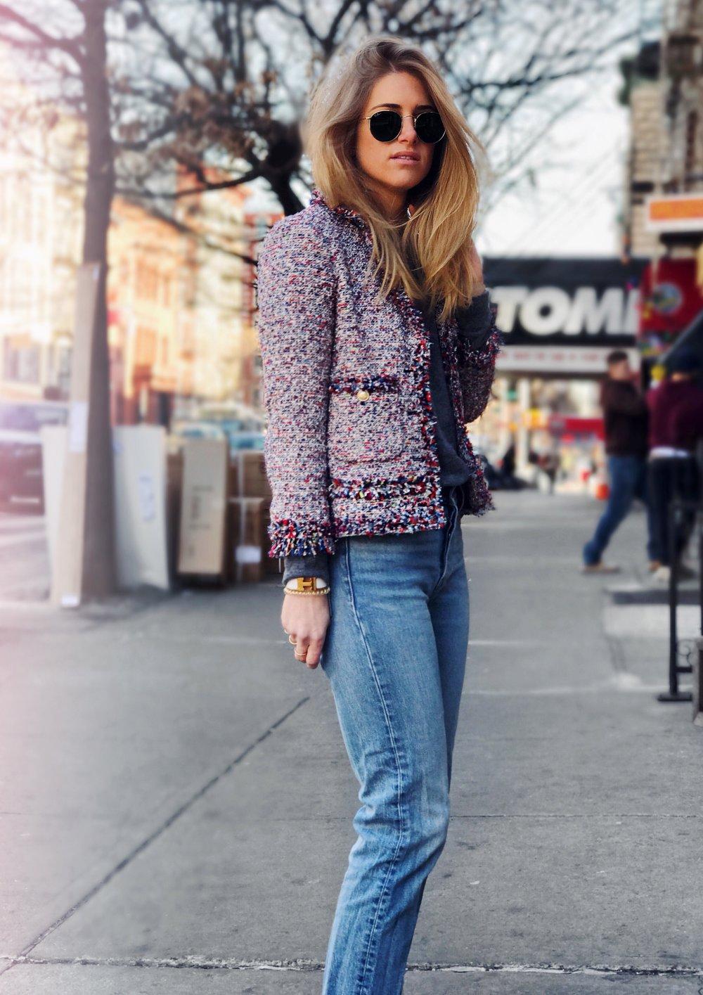 Fashion Ambitionist by Marissa Fuchs, Blazer