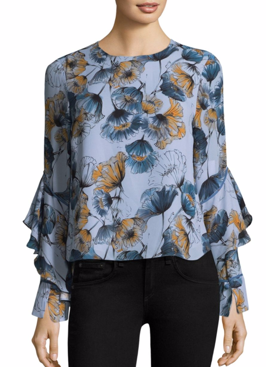 Prose & Poetry Top, $350