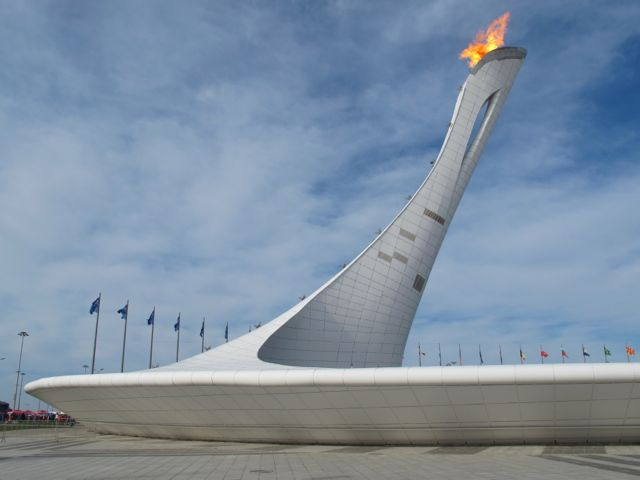 With just five days left in the Games, the torch burns on.