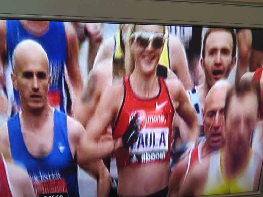 Paula Radcliffe enjoyed her farewell as race at least as much as the crowd did.