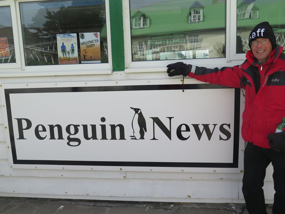 ...and father along you'll find all the penguin news that's fit to print.