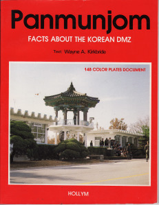 One of the rarer titles on my home bookshelf, this tome about the demilitarized zone between North and South Korea tells how that DMZ has become an accidental nature preserve.