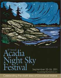 You can purchase this poster for the Acadia Night Sky Festival by going to the website shown above.