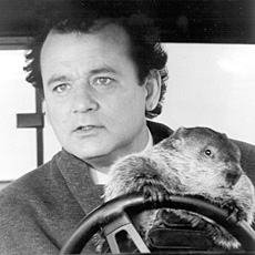 Apologies, Bill Murray, if this tale sounds familiar to you and your weather-forecasting woodchuck.