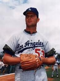 Former Dodgers pitcher Don Drysdale, a.k.a. the Big Iodine?