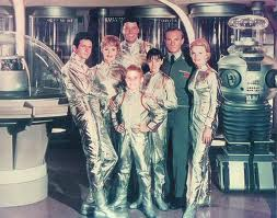 Alpha Centauri, here we come: The Lost In Space crew.