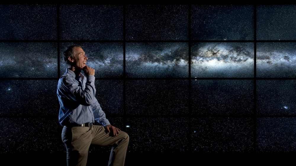 JAMES BULLOCK, astrophysicist and expert on dark matter, galaxy formation and the Milky Way; professor at the University of California, Irvine