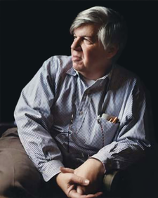 STEPHEN JAY GOULD, paleontologist, evolutionary biologist and author of 27 books, including    Wonderful Life: The Burgess Shale and the Nature of History   and collections of essays such as      I Have Landed: The End of a Beginning in Natural History
