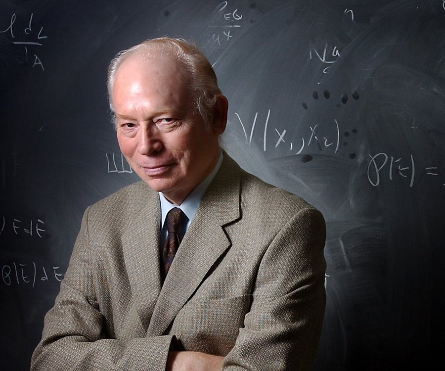 STEVEN WEINBERG, Nobel Prize-winning theoretical physicist and recipient of the National Medal of Science; professor at the University of Texas in Austin