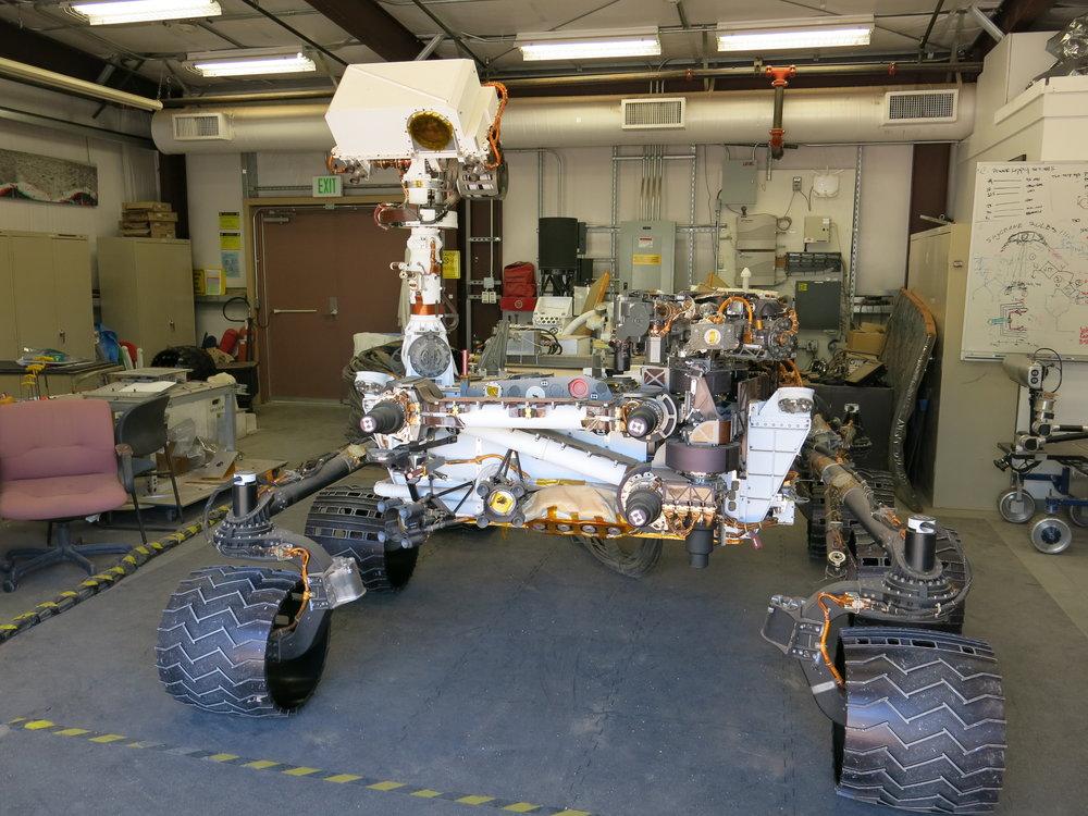 Mars Rover Duplicate