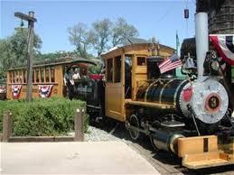 Poway's Historic Steam Engine