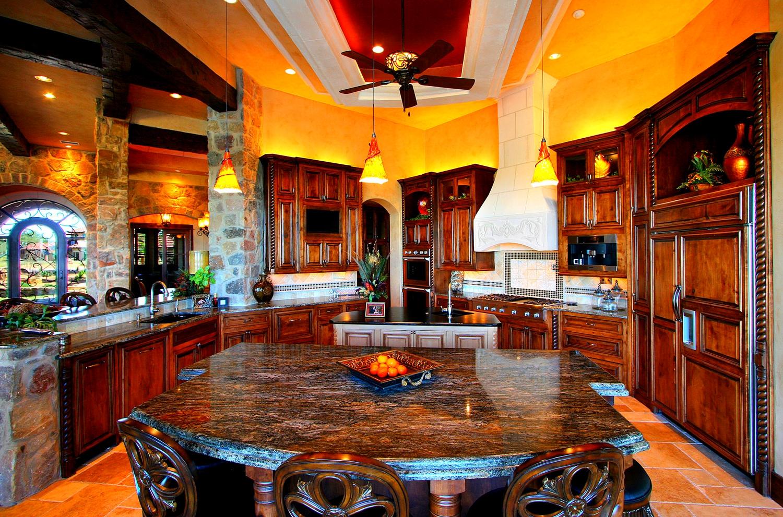 Custom Luxury Kitchen custom luxury —