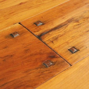 Murray Millwork - Custom Luxury - Hand Scraped - Hardwood Flooring - Cherry