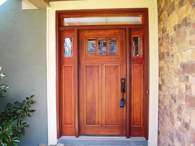 Custom Entry - Exterior Doors —