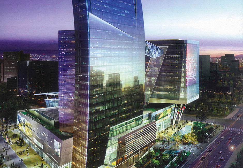 Resultado de imagen de Seoul Digital Media City