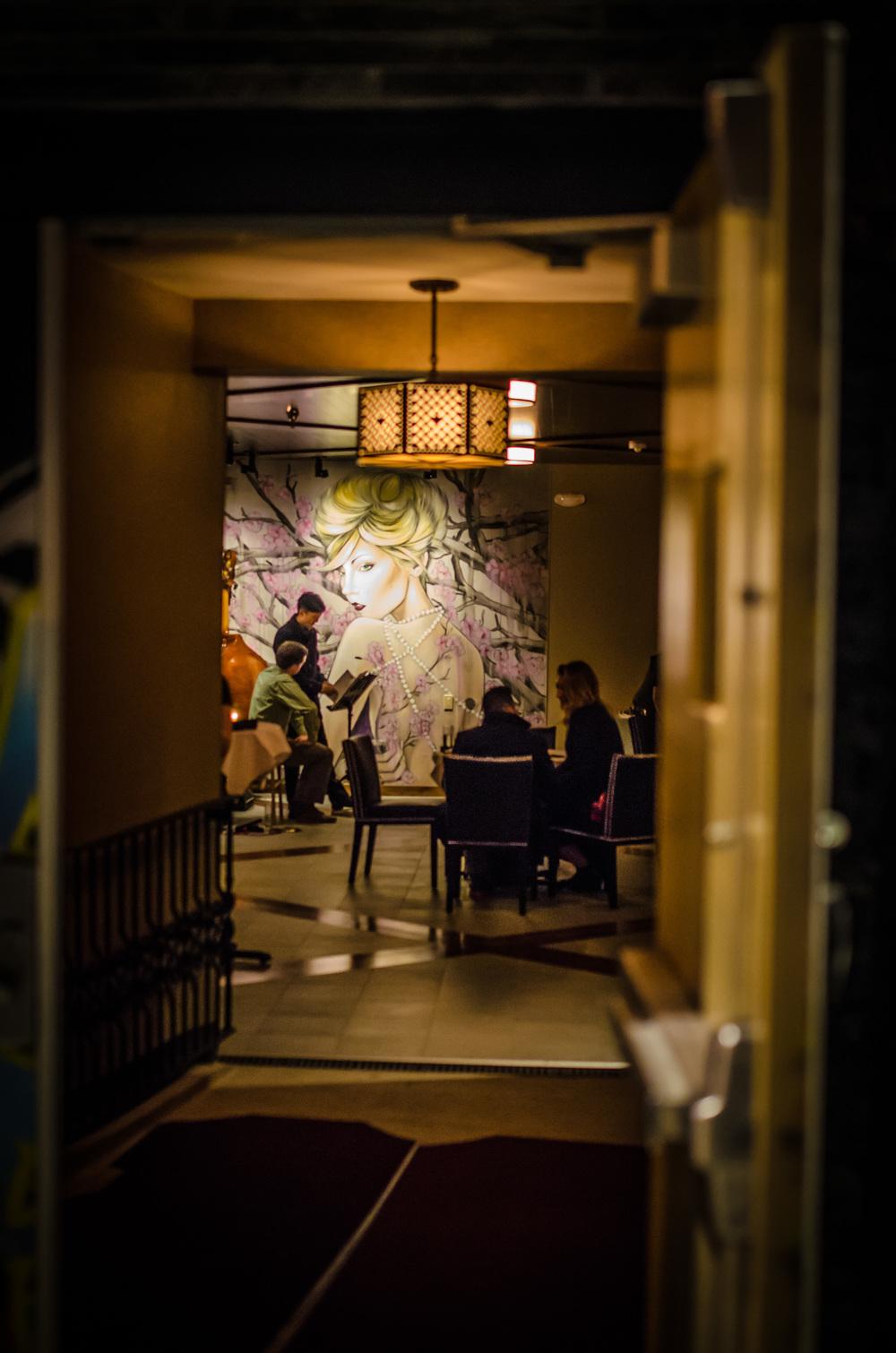 Restaurant Design Bay Area - Mr. Tipple's Recording Studio
