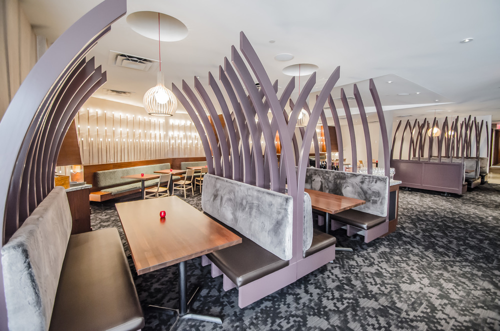 Interior Design Firm Bay Area Cadence Restaurant Custom Fabrication.  Restaurant Design San Francisco ...