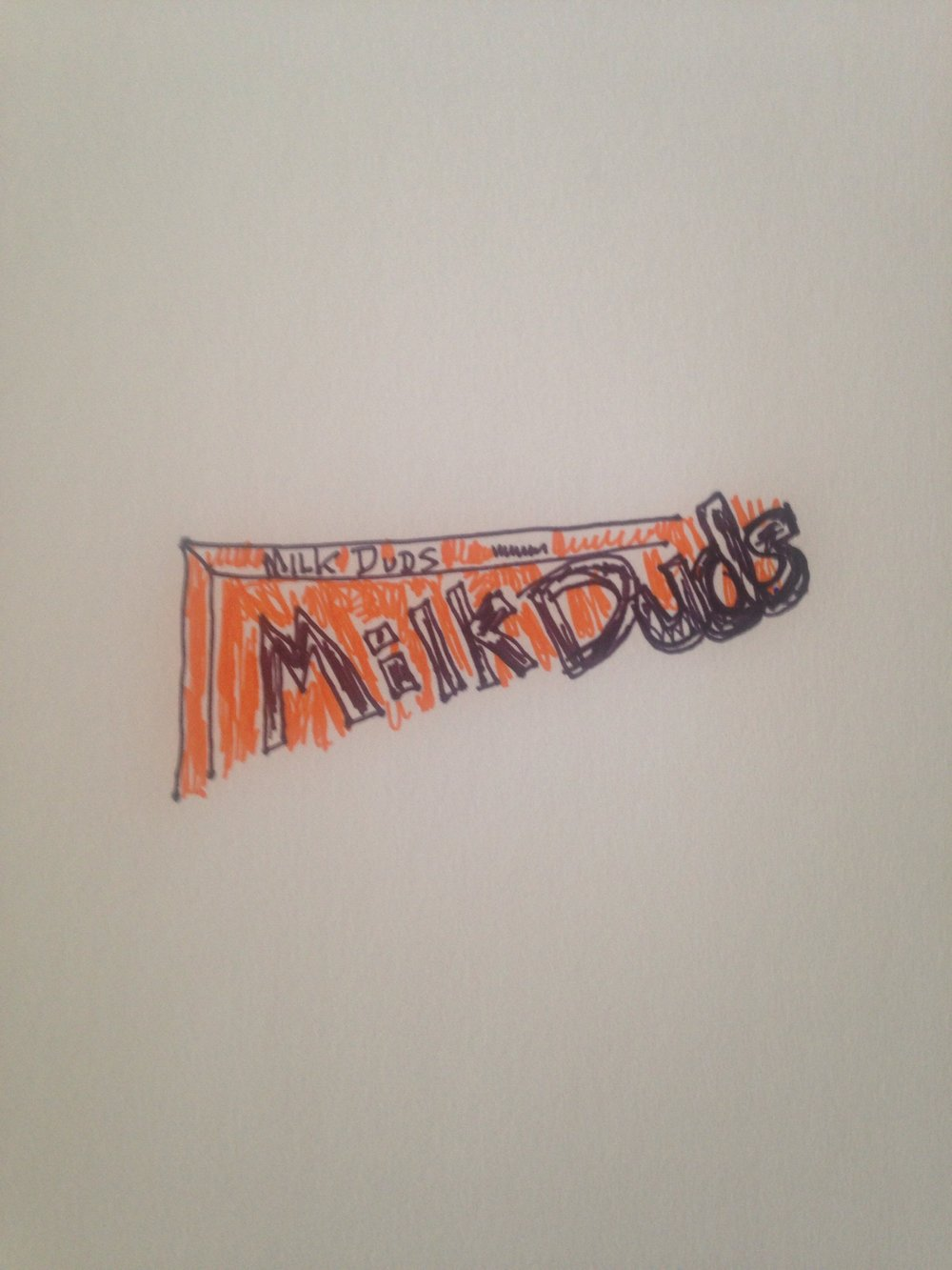 Milk Duds, 5 oz. box, artist rendering, December 22, 2016.