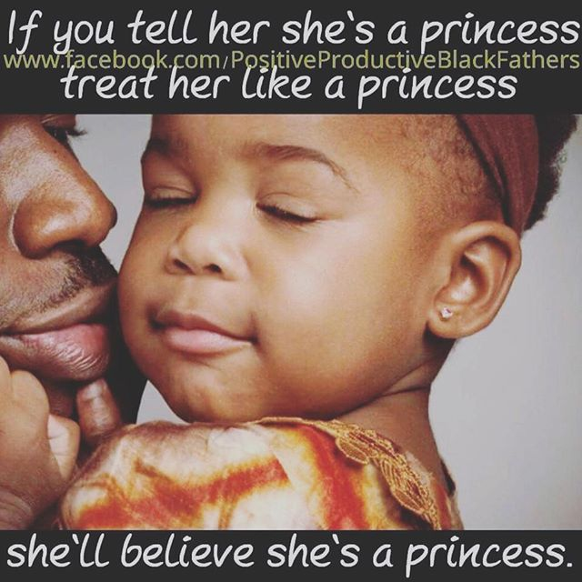 #daddyslittleprinces #blackfather #blackexcellence