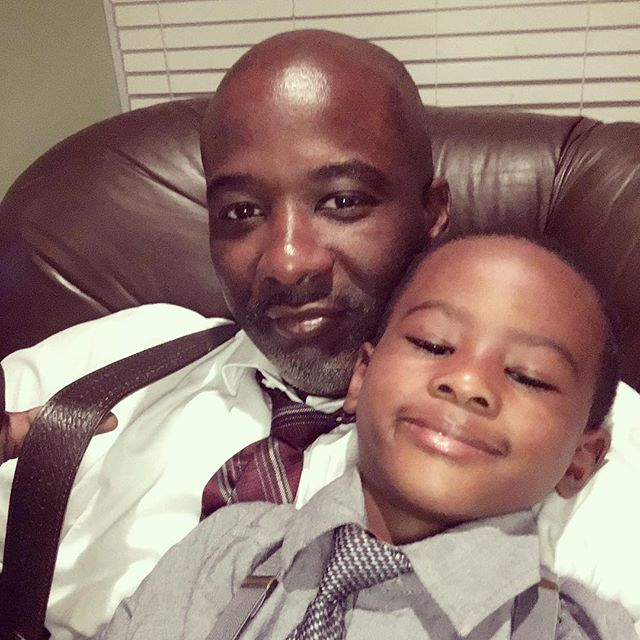 Suspenders life. #dadwhowillibe #blackfathers #blackfather #wedabest #tietuesday