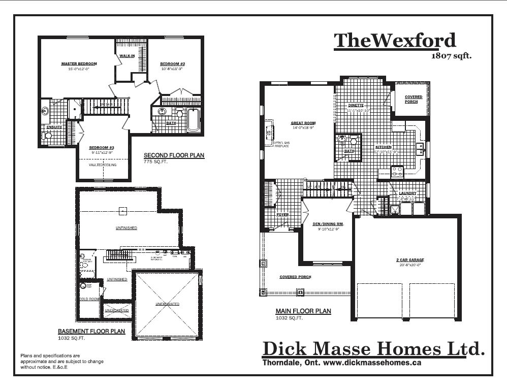 Wexford Bro Floor Plans 260315.JPG