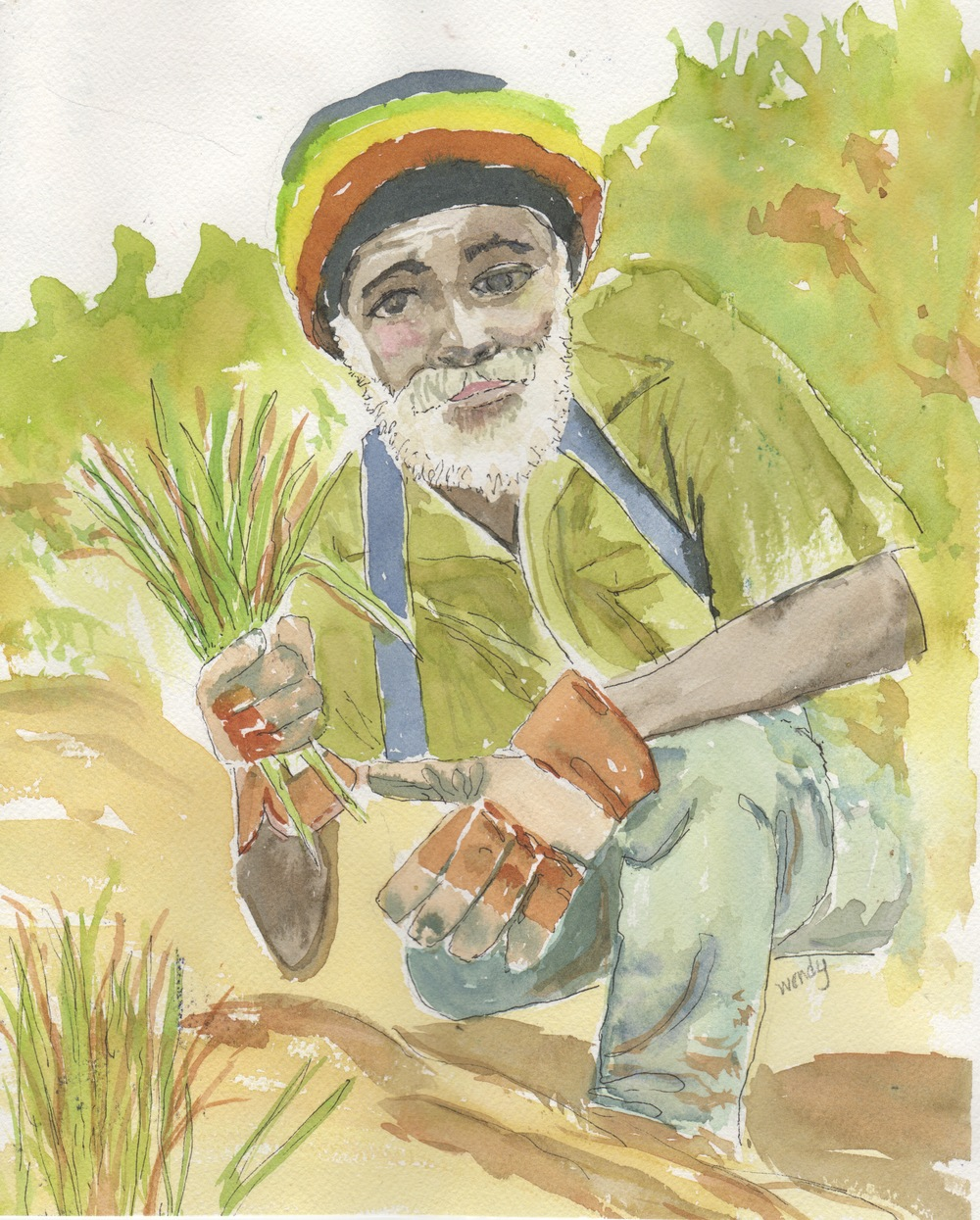 Barbados Farmer