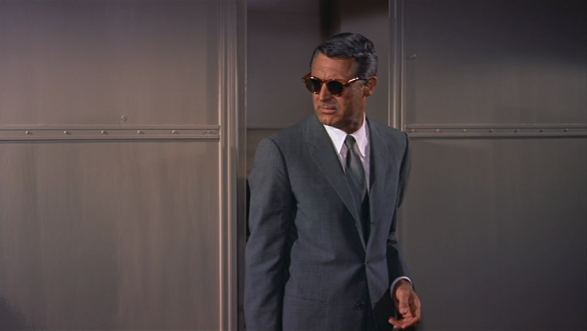 Cary Grant en  North by Northwest