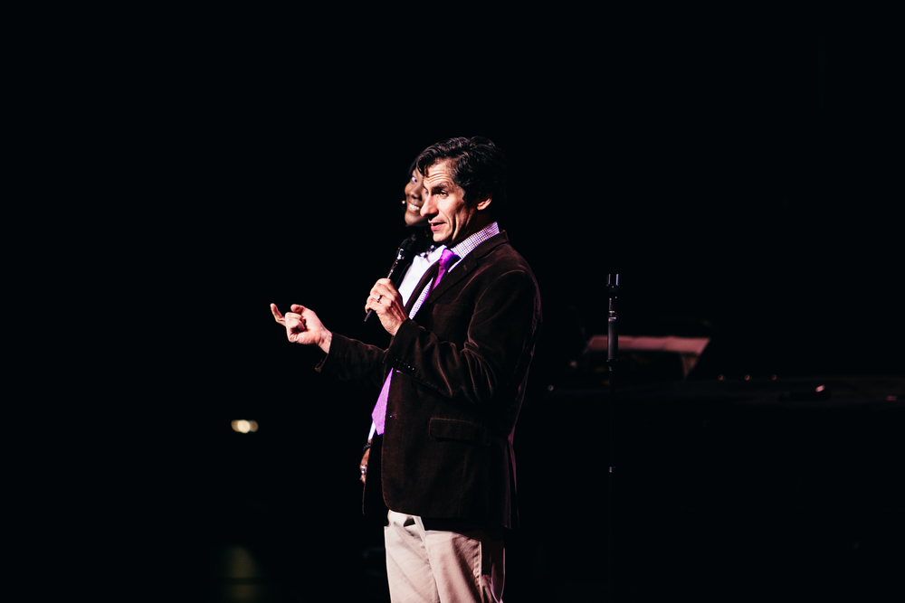Seth Rudetsky  Photography by: Othello Banaci