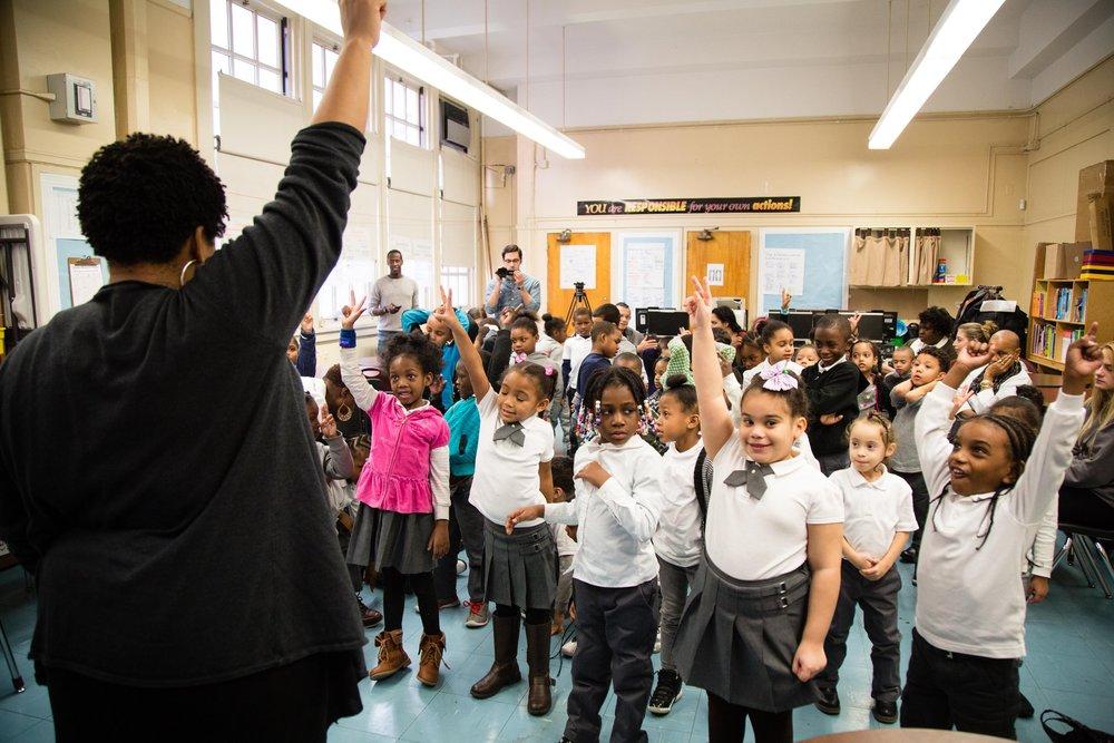 Mosaic Preparatory Academy - Kindergarden