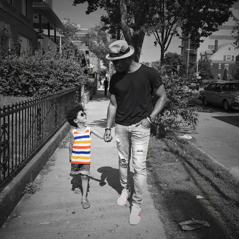 Sunday Funday stroll... Photo credit: My Little Lady