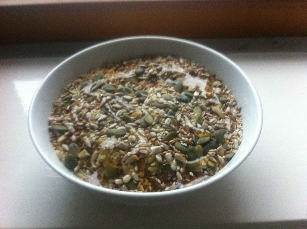 wholegrain porridge oatmeal healthy breakfast option