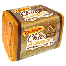 healthy wholegrain bread