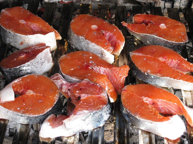 salmon omega 3 fish
