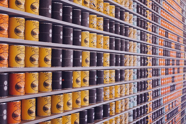 canned food to avoid