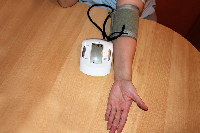 blood pressure health check