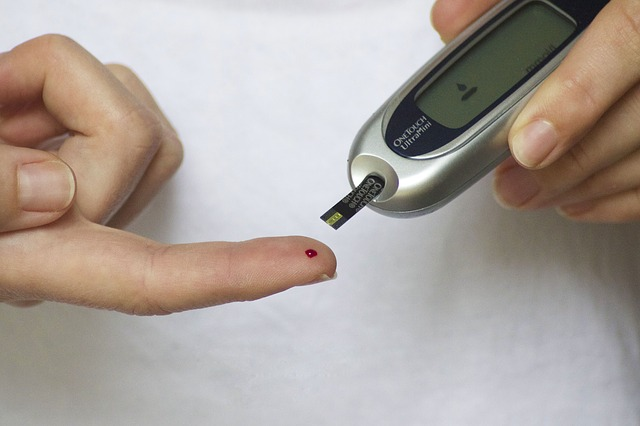 diabetes health check