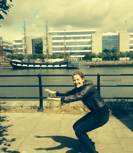 workplace wellness in Dublin city centre