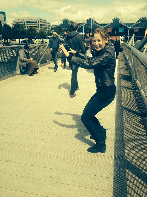 how to squat properly Dublin city centre