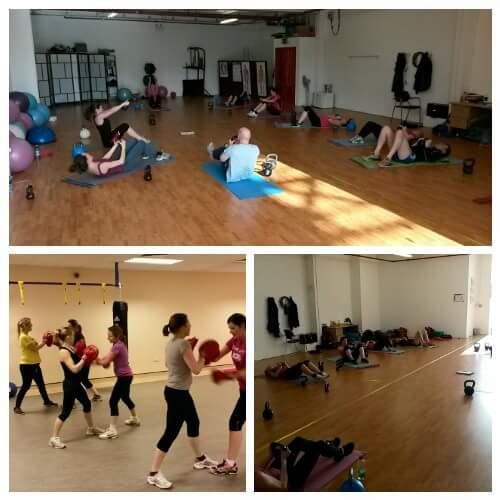 Group exercise classes Dublin 15