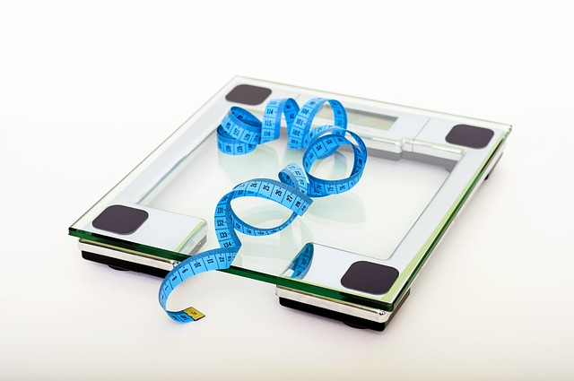 weighing scales for weight control