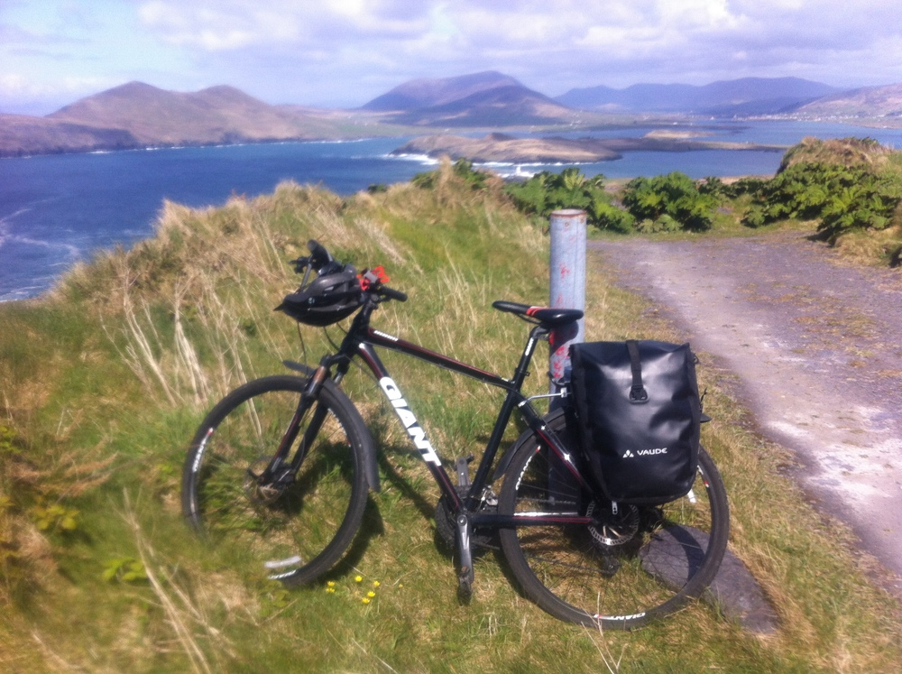 Cycling Around Ireland