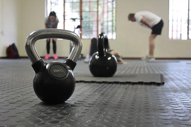 Kettle bells - functional training