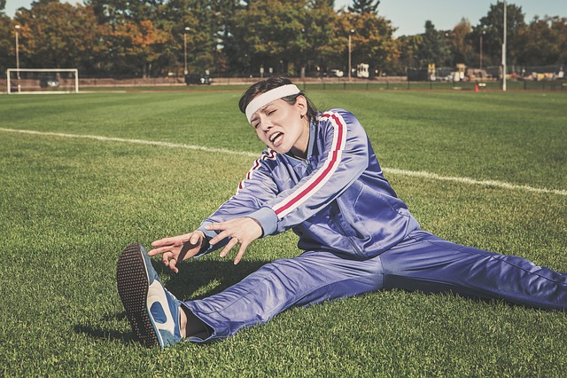 pre workout dynamic stretching