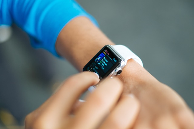 Fitbit and Garmin wearables