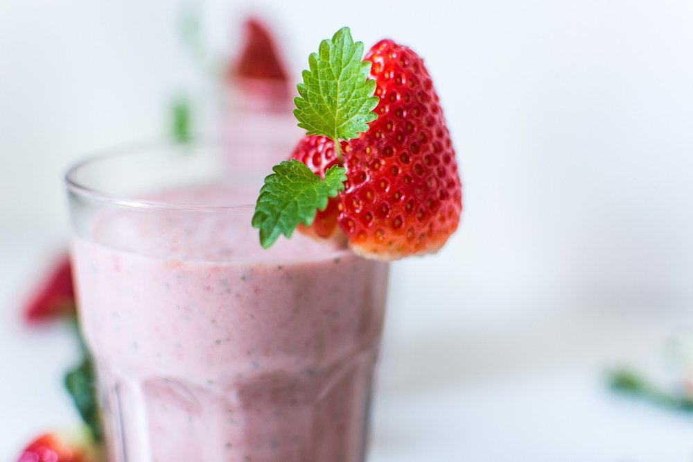 healthy breakfast smoothie recipe ideas