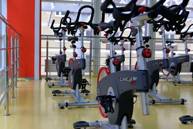 Spinning as a part of strength and conditioning